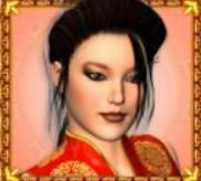 Die chinesische Dame