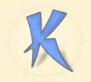 Das blaue K