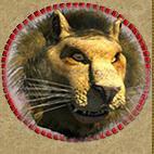 Der Löwe und der Streitwagen