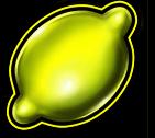 Zitrone und Kirsche