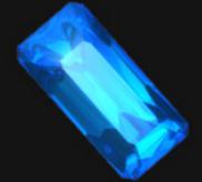 Dunkelblaue Diamanten