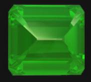 Grüne Diamanten