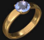 Diamantenbesetzte Ringe