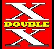 """Double Crosses """"XX"""""""