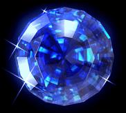 Der blaue Saphir