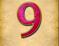 9, 10, J, Q