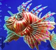 Der Feuerfisch