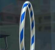 Der Hula-Hoop Reifen