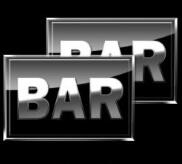 Bar-Schild
