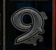 9, 10, J, Q, K und A