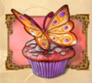 A Butterfly Cupcake