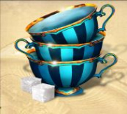 A Stack of Teacups