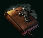 The Bible and Cross