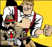 Random Jack Hammer Fist Wild