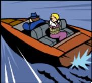 The Getaway Boat