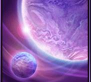 Lila Planet