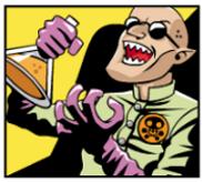 Evil Dr. Wüten