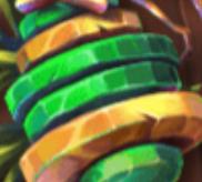 Grüner Baumschmuck
