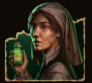 Alchemie Frau
