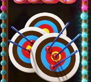 Bogen und Ziel