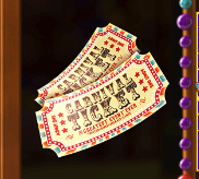 Jahrmarkt-Eintrittskarten