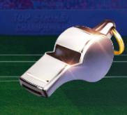 Schiedsrichterpfeife