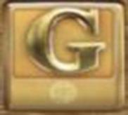 GOLD Scatter Symbols