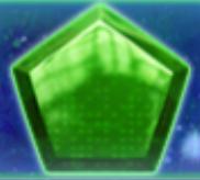 Grüner Edelstein