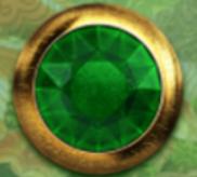 Die grüne Brosche