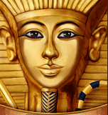 Die goldene Totenmaske des Tutanchamun