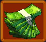 Der Geldhaufen