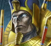 Blauer Pharao