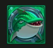 Grüner Hai