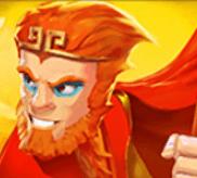 Gelber Affenkönig