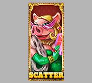 Mrs Piggy Bonus Scatter
