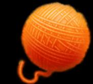 Oranges Garn