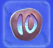 Kartensymbol Zehn