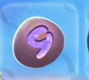 Kartensymbol Neun