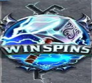Blue Win Spins Scatter