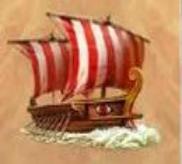 Greek Battle Ship