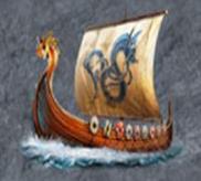 Viking Battle Ship