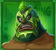 Grüner Wrestler