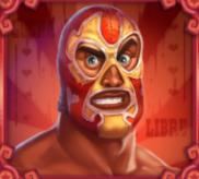 Roter Wrestler