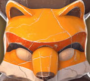 Oranger Fuchs
