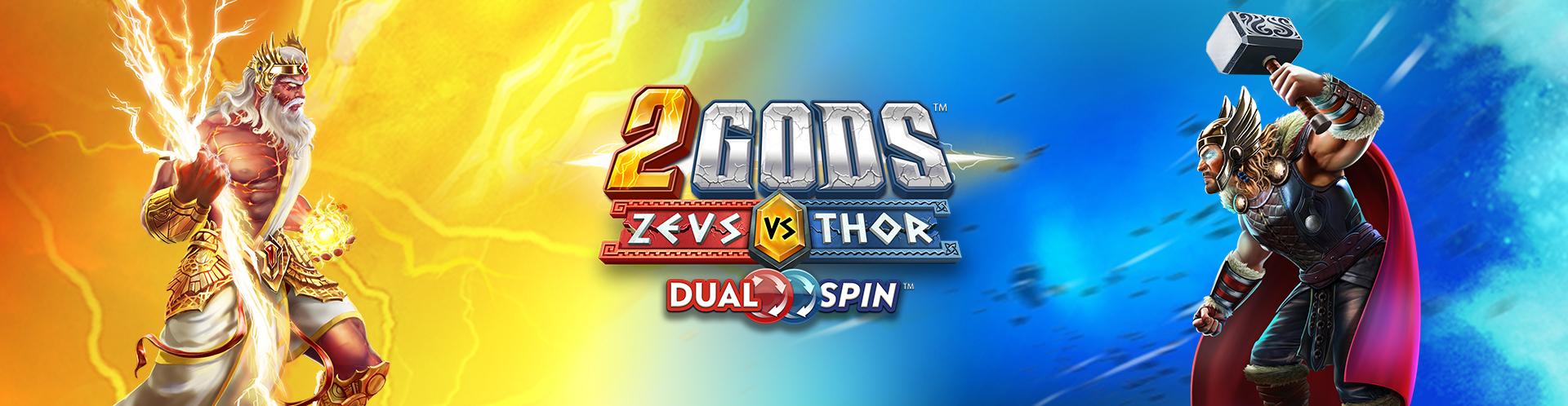2 Gods - Zeus vs Thor