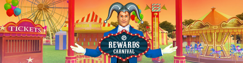 Loyalty Program Rewards Carnival